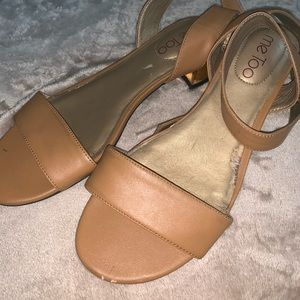 Me Too Small Wedge Sandals